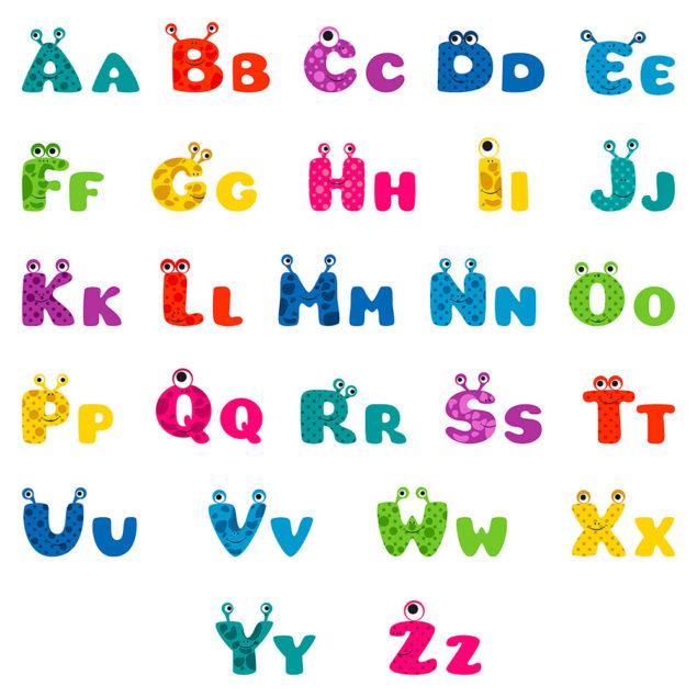 Английский алфавит для детей. Песня про английский алфавит