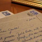 Письмо на английском языке другу