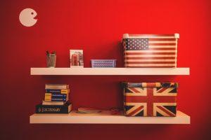 История развития американского английского