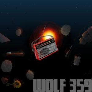 Wolf 359 - подкаст на английском языке